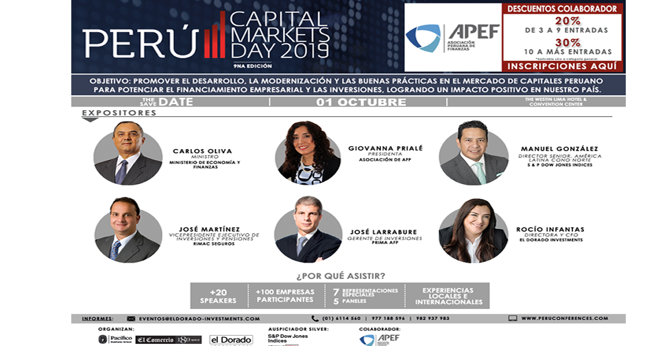 PERÚ CAPITAL MARKETS DAY 2019